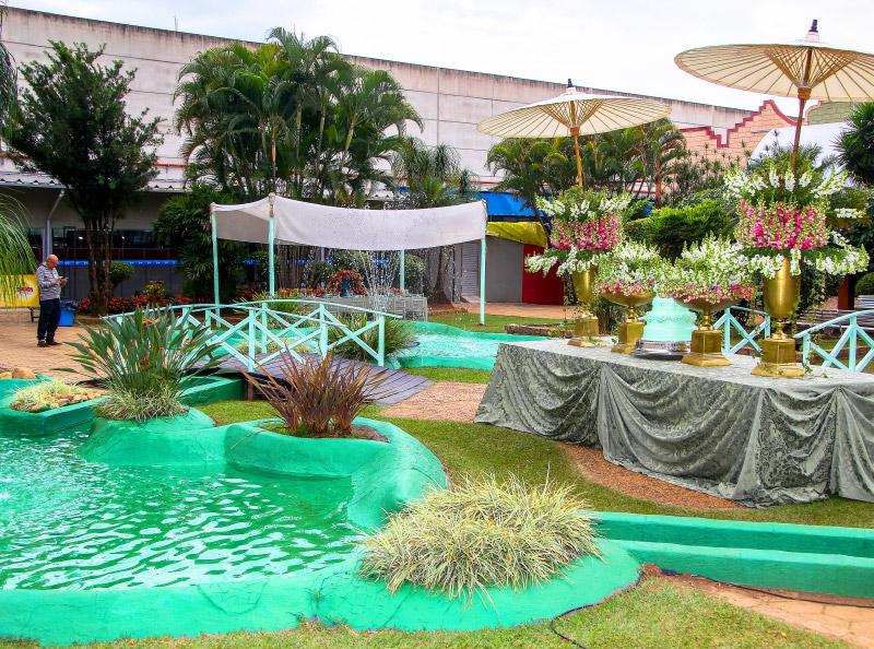 Enflor Garden Fair- Jardim Interativo