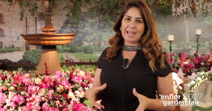 Edilayne Ferraz – Enflor Garden Fair