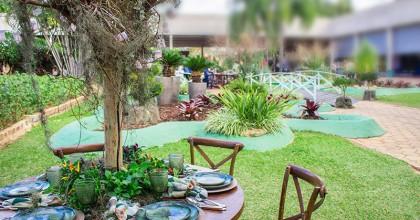 Jardim Interativo