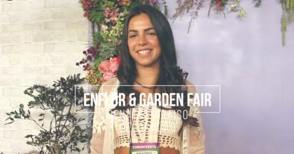 Enflor Garden Fair 2018 – Renata Paraiso – Espaço Decorado