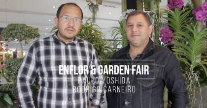Enflor Garden Fair 2018 – Entrada – Paulo Yoshida e Rodrigo Carneiro