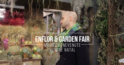Enflor Garden Fair 2018 – Michel Benevenute Vitrines