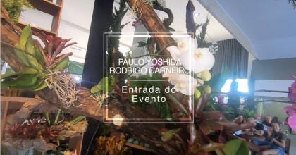 Enflor & Garden Fair – Espaço Decorado – Entrada do Evento – Paulo Yoshida e Rodrigo Carneiro